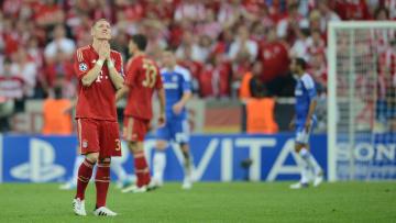 Bayern Munich's German midfielder Bastia