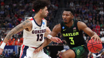 Gonzaga and Baylor feature in the NCAA's Top 25 rankings for the 2020-21 season.