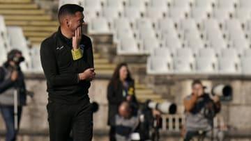 Treinador do Sub-23 do Bahia, Bruno Lopes fala sobre chegada dos treinadores portugueses após sucesso de Jorge Jesus e Abel Ferreira. 'É natural'.
