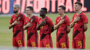 Belgium are hoping to finally win a tournament