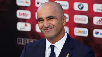 Roberto Martinez is one of the names linked with Barcelona