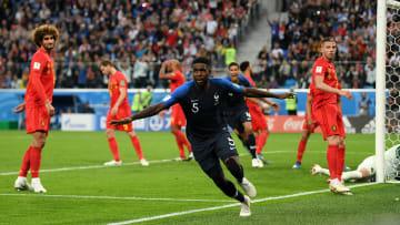Francia y Bélgica se enfrentan mañana en la otra semifinal de la Nations League
