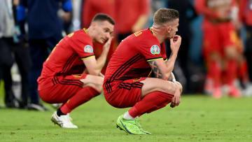 La Belgique est tombée de haut face à l'Italie dans ce quart de finale de l'Euro 2020.