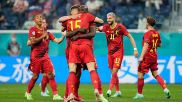 Belgium eased to victory against Russia