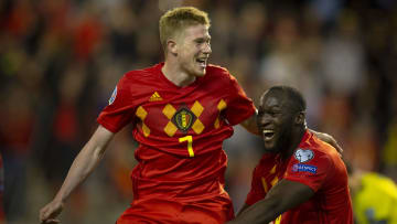 Romelu Lukaku and Kevin De Bruyne are the two most valuable Belgians in the world