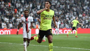 Jude Bellingham a fait très forte impression pour l'entame en C1 du Borussia Dortmund.