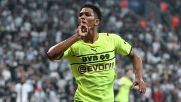 Jude Bellingham is making waves at Borussia Dortmund