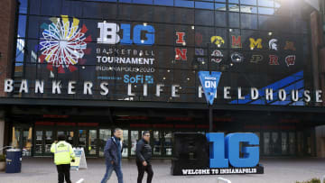 Big Ten Men's Basketball Tournament - Second Round