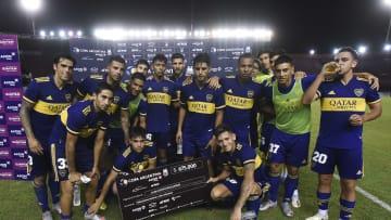 Boca Juniors v Claypole - Copa Argentina 2021