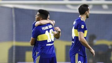 Boca llega afilado al Superclásico tras el triunfo ante Colón.