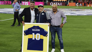 Boca vuelve a homenajear al Diego