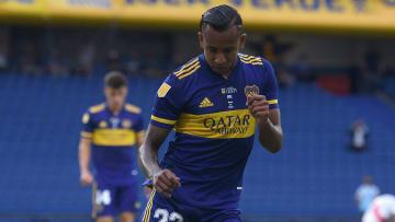 Sebastián Villa, el más colombiano de todos. Si hay gol, hay baile