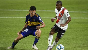 Boca Juniors v River Plate - Copa Diego Maradona 2020