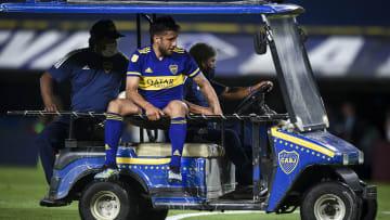 Eduardo Salvio, el fichaje más caro de Boca Juniors en el último tiempo