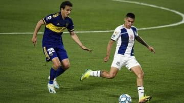 Boca Juniors v Talleres