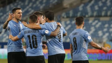 L'Uruguay aura de grandes ambitions lors de cette rencontre.