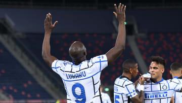Romelu Lukaku forced home the winner