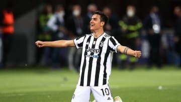 El partido contra el Bologna puede haber sido el último de Dybala con la Juventus