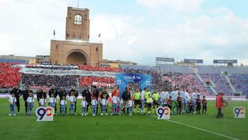 """Una vista dello stadio """"Renato Dall'Ara"""" di Bologna"""