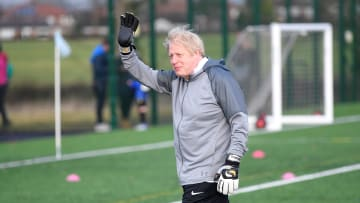 Boris Johnson has admitted to not supporting a football team in the past