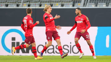 Sebastiaan Bornauw und Ellyes Skhiri könnten Köln im Sommer verlassen
