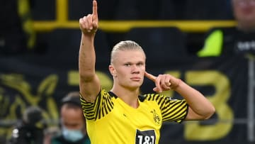 Erling Haaland features in FIFA 22's list of best U-21 players