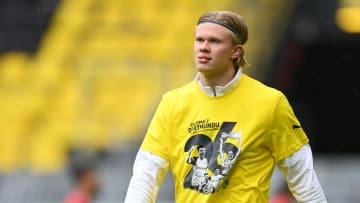 Erling Haaland staying with Borussia Dortmund