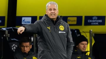 The Swiss coach joined Dortmund in 2018 from Nice