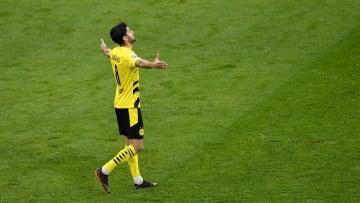 Mo Dahoud zeigte zuletzt starke Leistungen - seine BVB-Zukunft bleibt offen