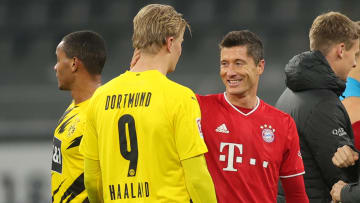 Two formidable strikers could steal the headlines in Der Klassiker