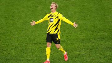 Julian Brandt will beim BVB endlich durchstarten