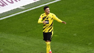 Manchester United are still keen on landing Jadon Sancho