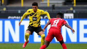 Der FC Bayern soll ein Angebot für Jadon Sancho vorbereiten