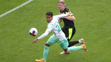 Theodor Gebre Selassie wird Werder am Saisonende verlassen