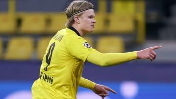 Haaland hopes to fire Borussia Dortmund to success