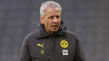 Lucien Favre could be the new Crystal Palace boss