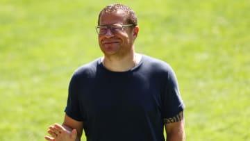 Bester Laune: Fohlen-Manager Max Eberl