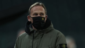 Hans-Joachim Watzke has spoken about Jadon Sancho's Man Utd situation