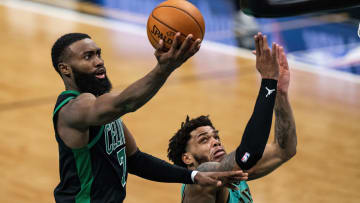 The Celtics need a healthy Jaylen Brown this postseason.