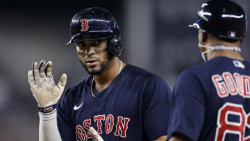 Boston closed the week with a sweep against the Yankees