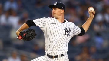 Heaney will start the Yankees in the second game of their series against the Braves