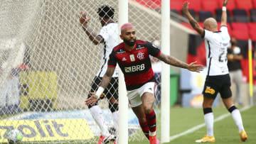 Freguês? O Flamengo não perde para o Corinthians desde 2018.