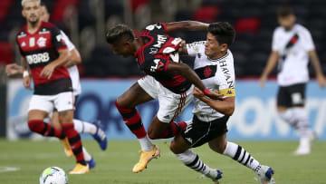 Flamengo e Vasco se enfrentam no Carioca 2021.