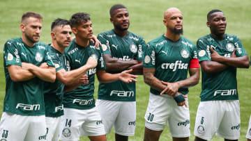 Brasileirao Series A: Palmeiras