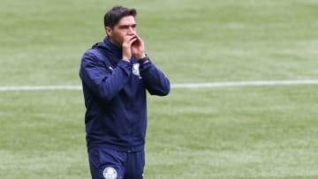 Abel Ferreira chegou ao Palmeiras com temporada 2020 já em curso