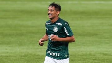 Scarpa foi fundamental em vitória do Palmeiras no Sul