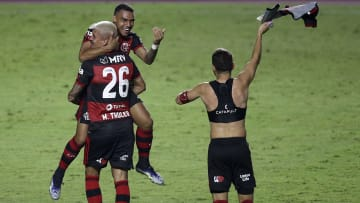 Brasileirao Series A: Sao Paulo v Flamengo Play Behind Closed Doors Amidst the Coronavirus (COVID -