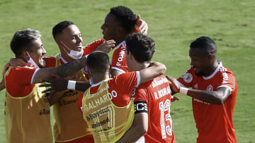 Brasileirao Series A: Vasco da Gama v Internacional Play Behind Closed Doors Amidst the Coronavirus