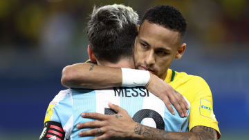 Equipes buscam o título da Copa América | Brazil v Argentina - 2018 FIFA World Cup Russia Qualifier