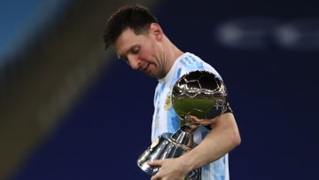 Las estadísticas de la selección argentina antes y después del debut de Lionel Messi.